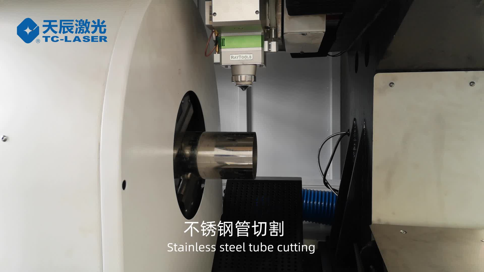 Yüksek verimlilik 1000w karbon boru/tüp fiber lazer kesim makinesi, fiber lazer makinesi için çelik boru, alüminyum