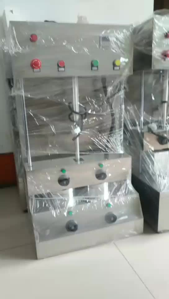 Factory Supply Automatic 4 Molds Pizza Cone Maker to Make Pizza Cone for sale