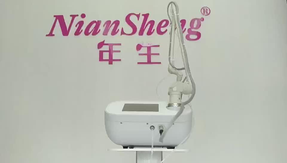 Niansheng завод лучшие продажи частичный СО2 лазер/СО2 лазер частичный