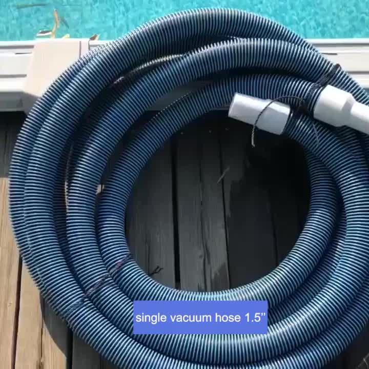 Factory Guaranteed  Long Flexible Durable Swimming Pool Vacuum House