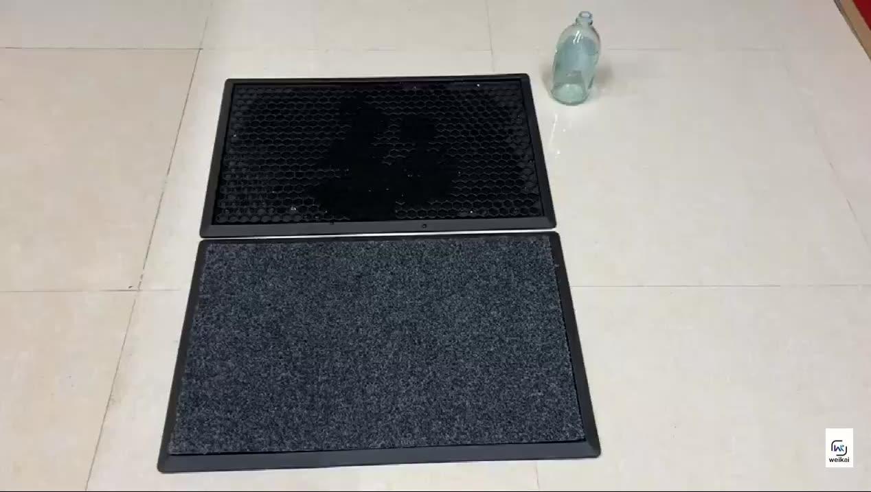 מותאם אישית חיטוי mat חיצוני גומי חיטוי חיטוי דלת מחצלת מטבח בית שימוש חיטוי דלת מחצלת