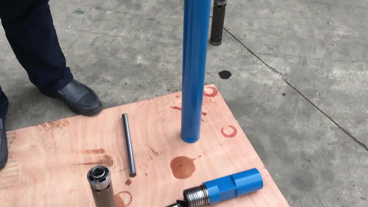 DTH hole opener bits