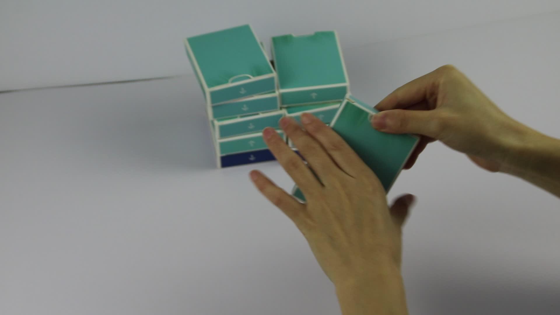 200 stuks aangepaste poker chips set met aluminium case voor gokken