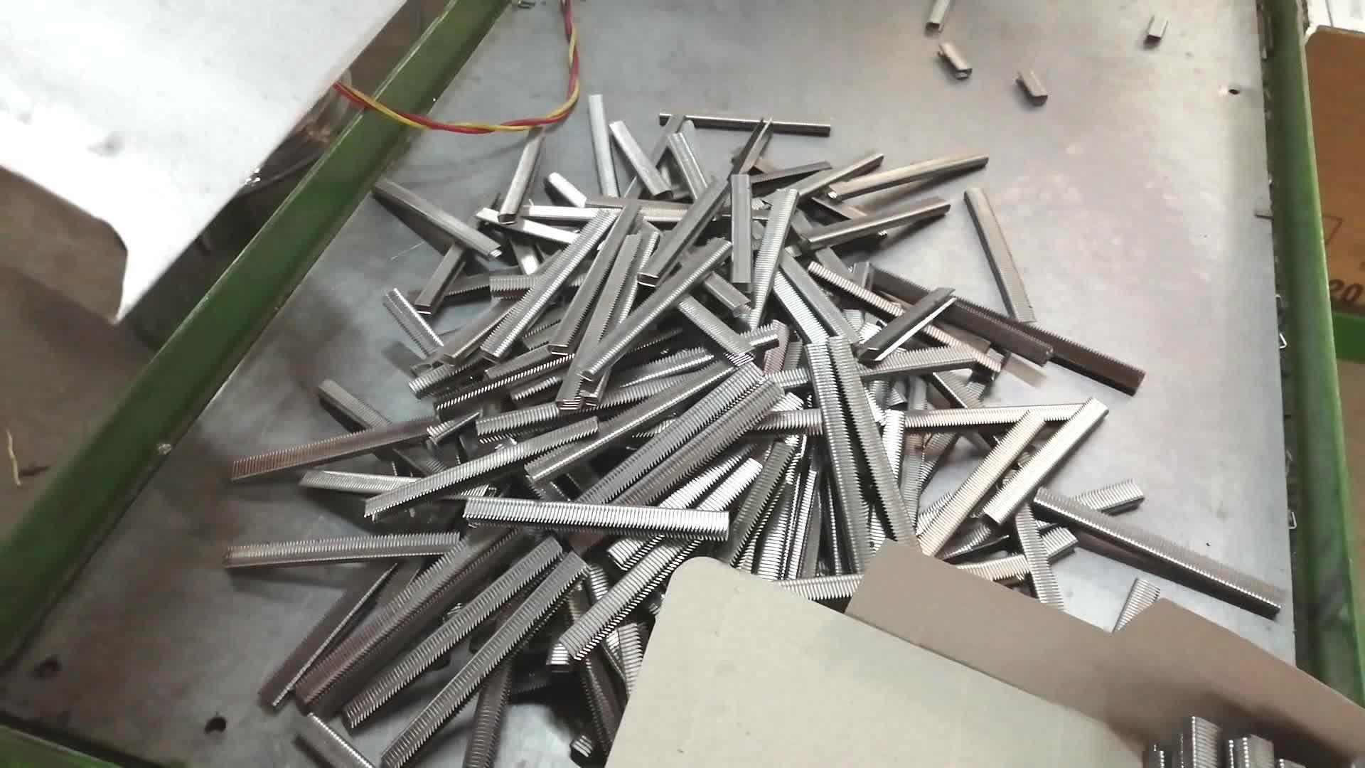 BAILY поставка GT410K скобы гвозди для предпочтительно с ротанговой мебели