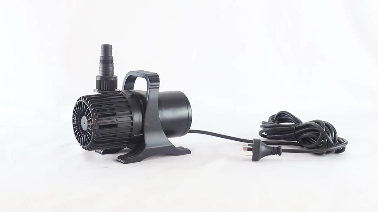PG-1600,100W,submersible water  pump for pond&garden,Max Head 4.20m,Max Flow1640GPH (6200LPH)
