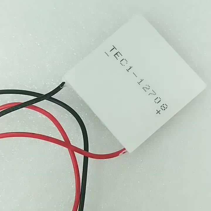 TEC1-12708 12V Thermoelectric Cooler Peltier Módulo de Alta Potência