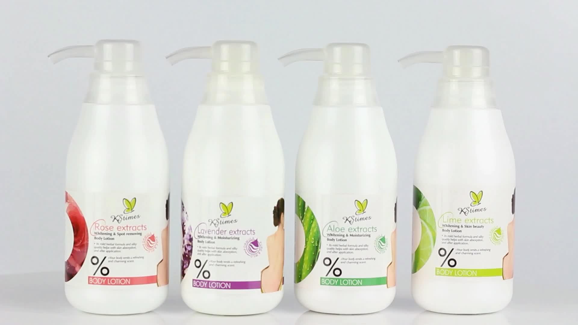 Gratis Verzending Permanente wit express Koreaanse Instant Papaya zwarte huid body whitening lotion