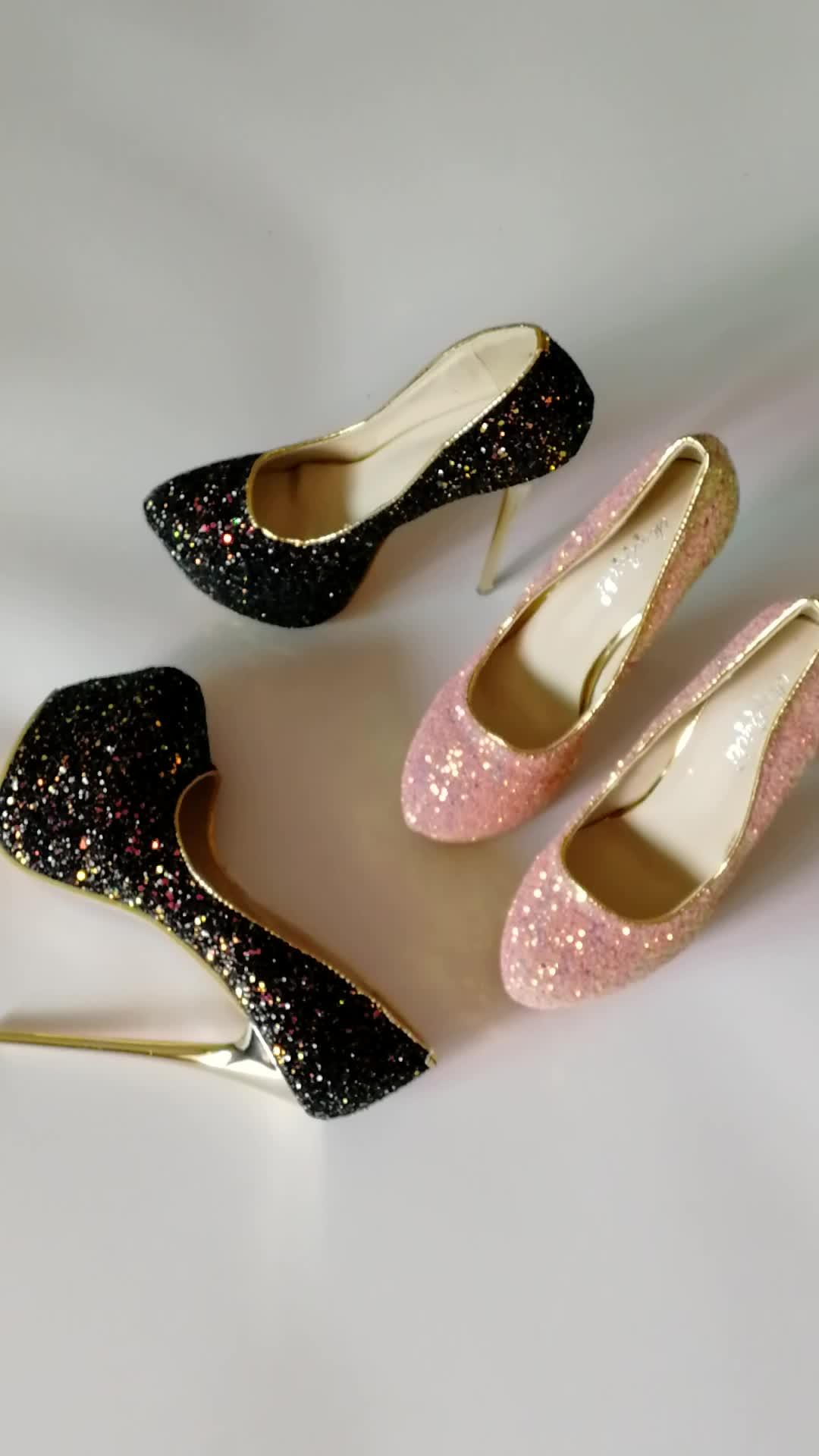 Sapatas das senhoras sapatos de salto alto à prova d' água 8cm de salto alto mulheres sapatos