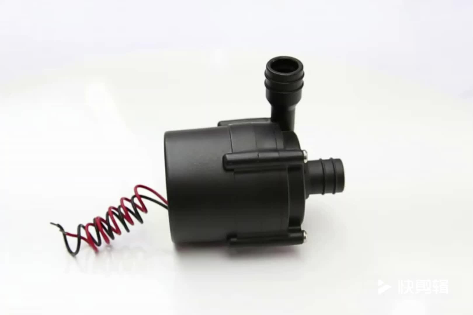 TOPSFLO TL-C01 12 v 24 v điện ly tâm không chổi than dc máy bơm nước mini