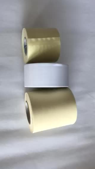 PVC non adhesive air conditioner pipe wrapping duct tape