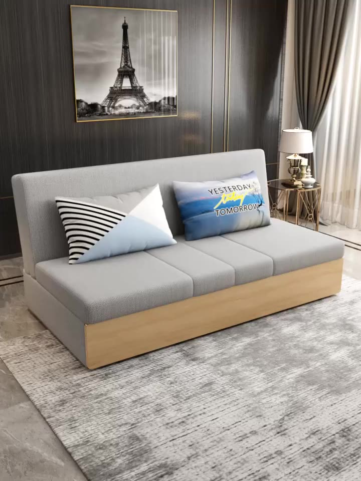Living room furniture sofa  bed  folding sofa bed with storage