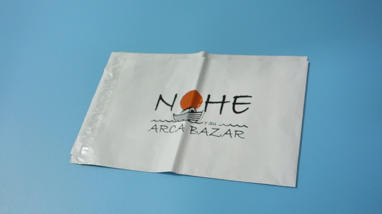 Personalizzato logo stampato sacchetti di PE mailing sacchetti di plastica