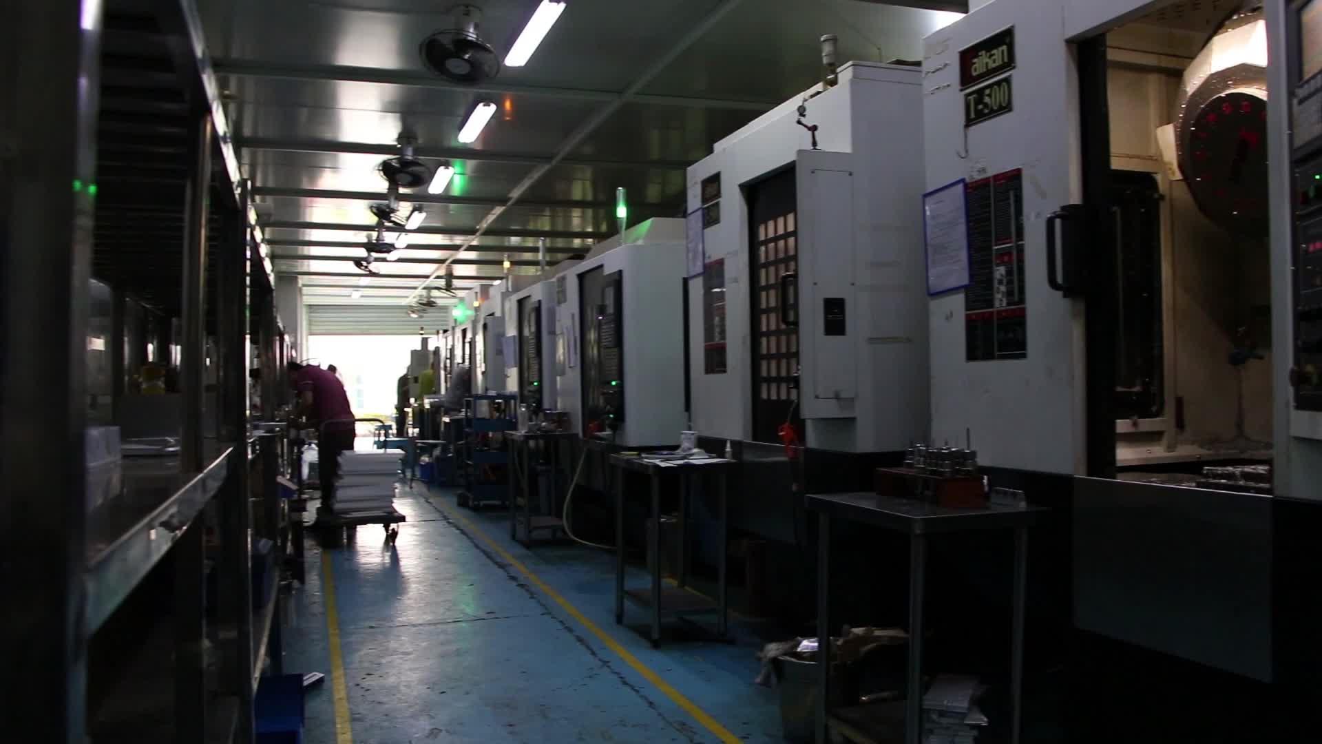 Benutzerdefinierte fabrication dienstleistungen aluminium präzision cnc metall teile