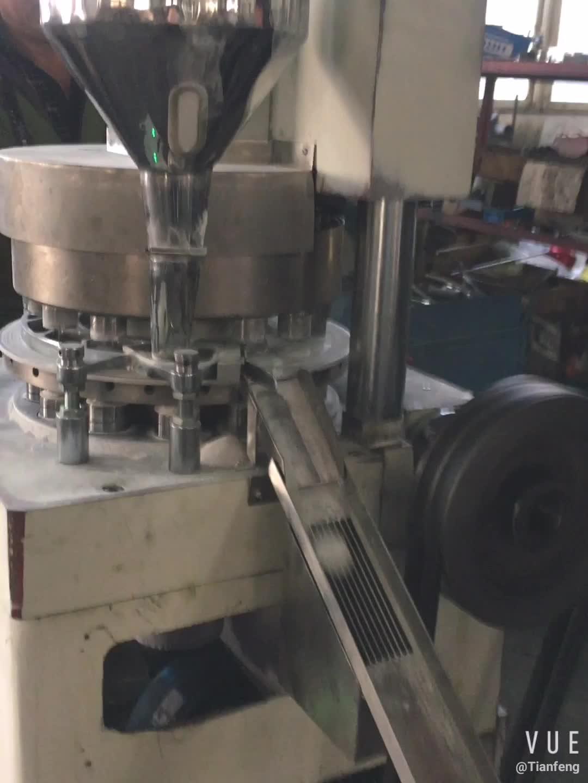 ZPW-15A रोटरी गोली प्रेस मशीन दबाने के लिए रासायनिक गोली/katalyst गोली/बाँझ गोली