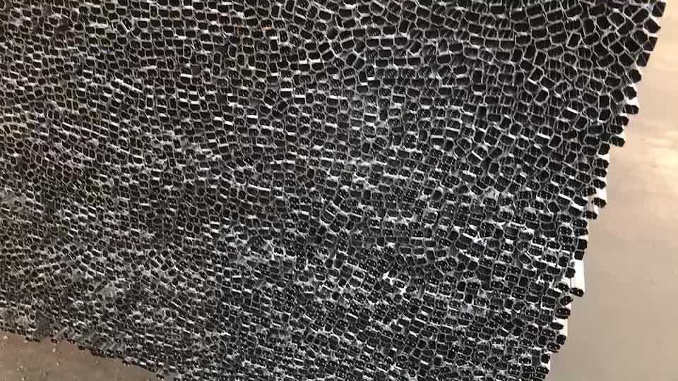 Double vitrage de barre d'espacement en aluminium