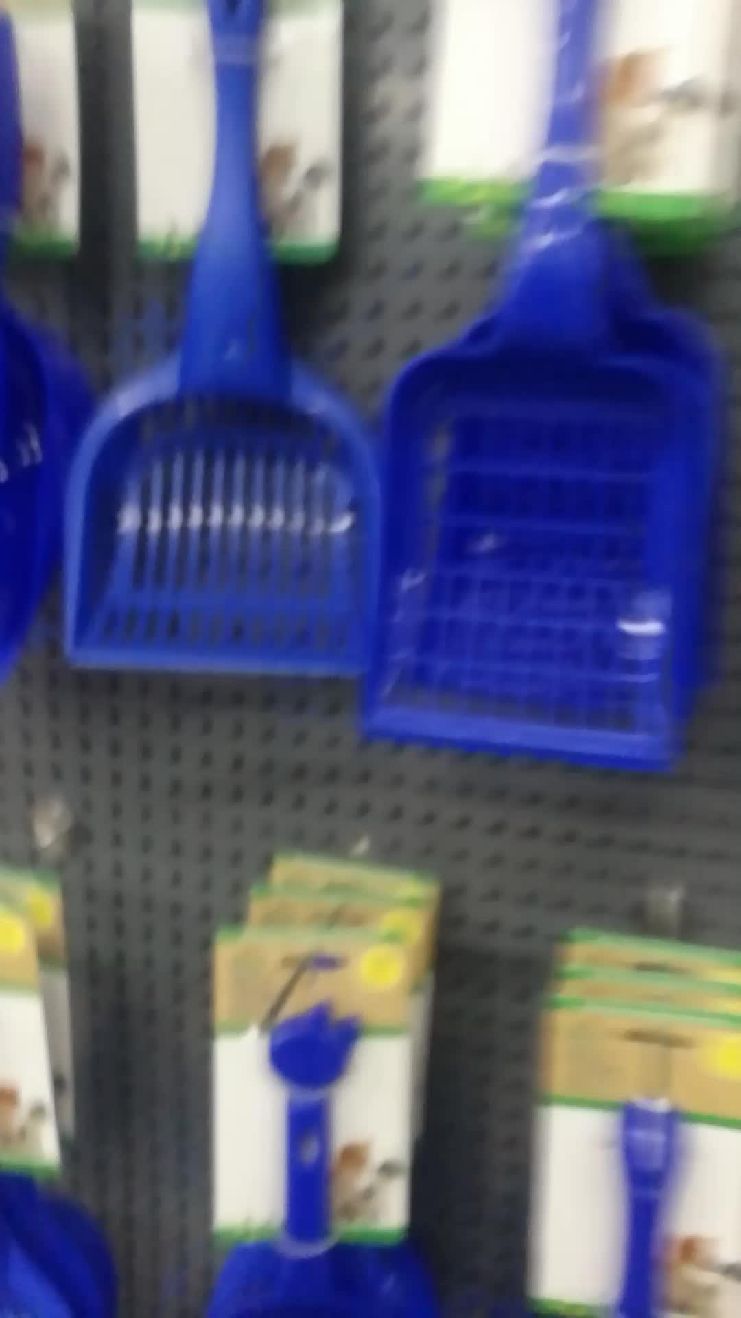 metal cat litter scoop Wholesale Durable Plastic Cat Litter Scoop scoop free cat litter box