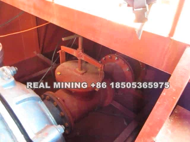 Sand dredger cutter suction dredger for mining