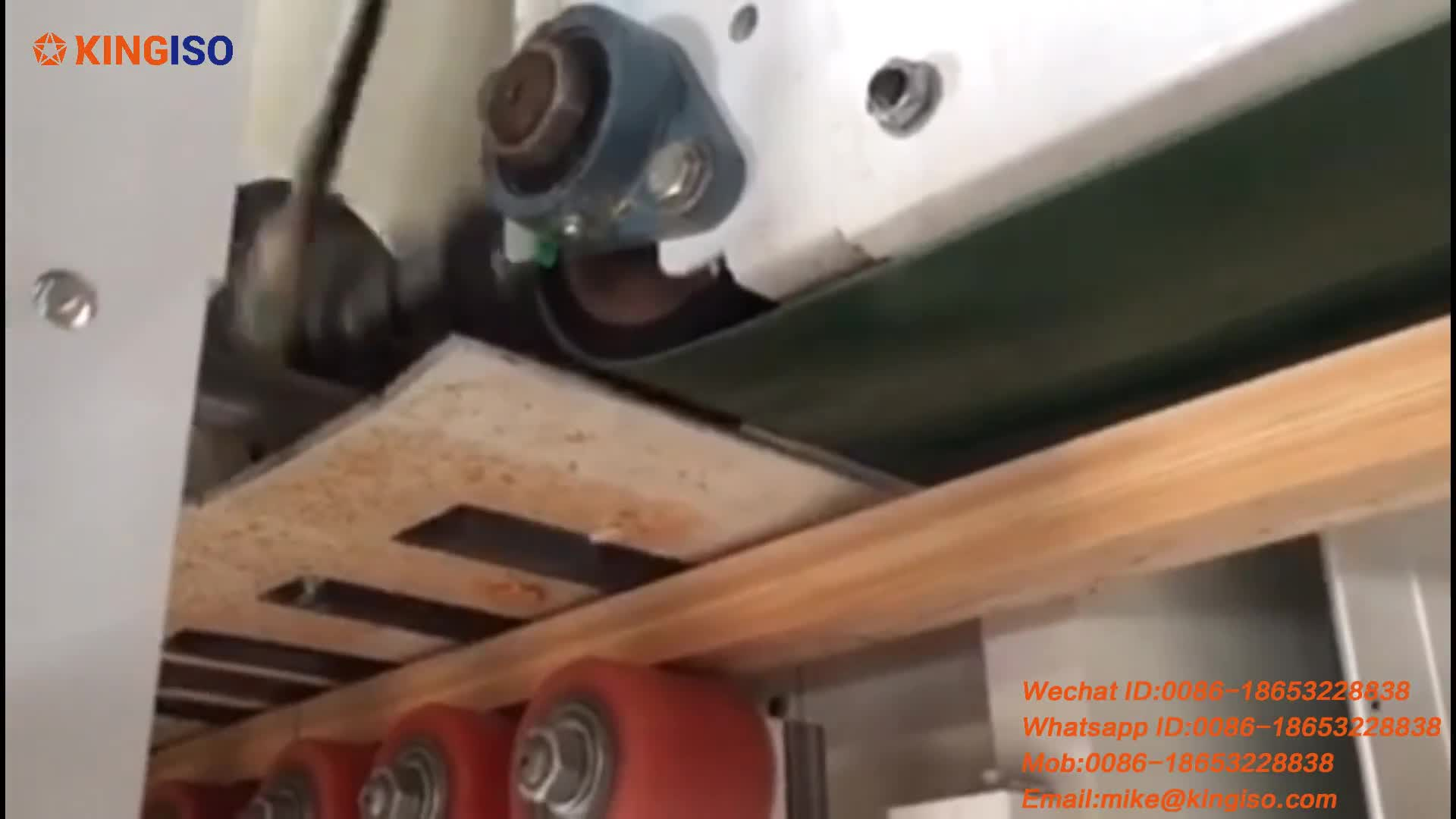 Wood working optimizing cross cut saw KI1200 in China