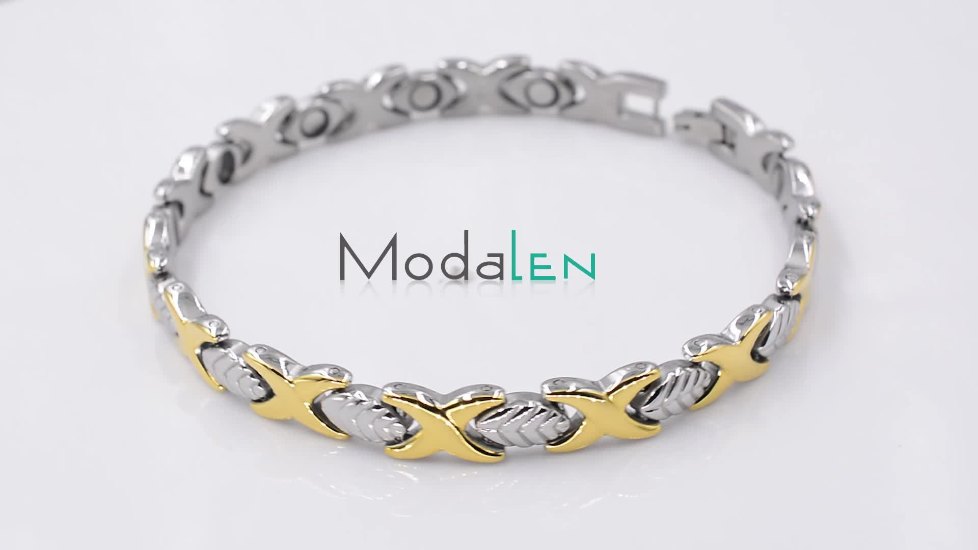 Modalen pure healing neo magnetic bracelet for pain