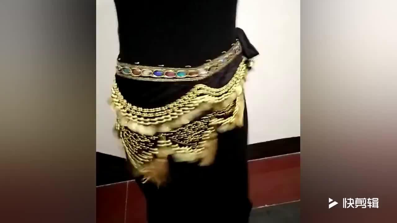 2019 新デザイン女性ボリウッドのダンスヒップスカーフゴールドコインベリーダンス衣装ラップベルト在庫