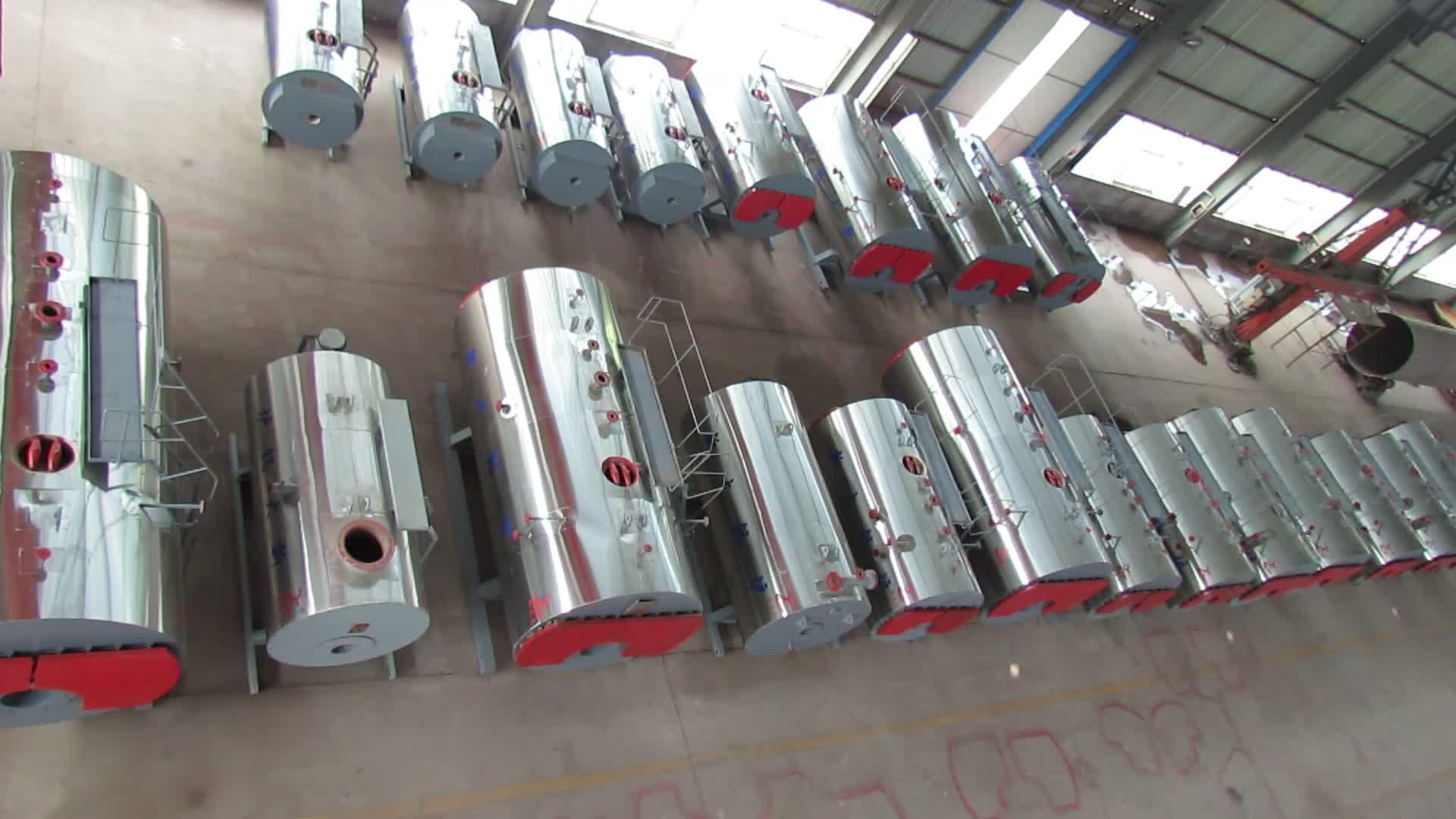 30000Kg/3 Ton Penguapan Kapasitas Steam Boiler Peralatan dengan Harga Pabrik Ekspor Pasar Dunia