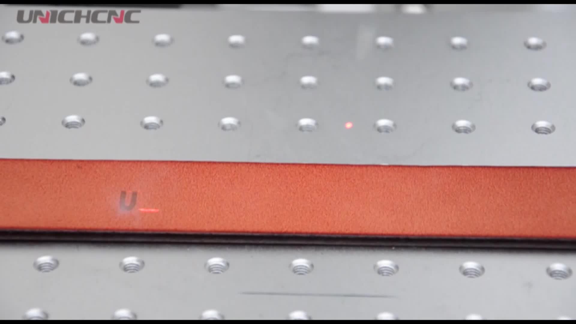 Split laser printer laser marking machine static with ipg or raycus mopa