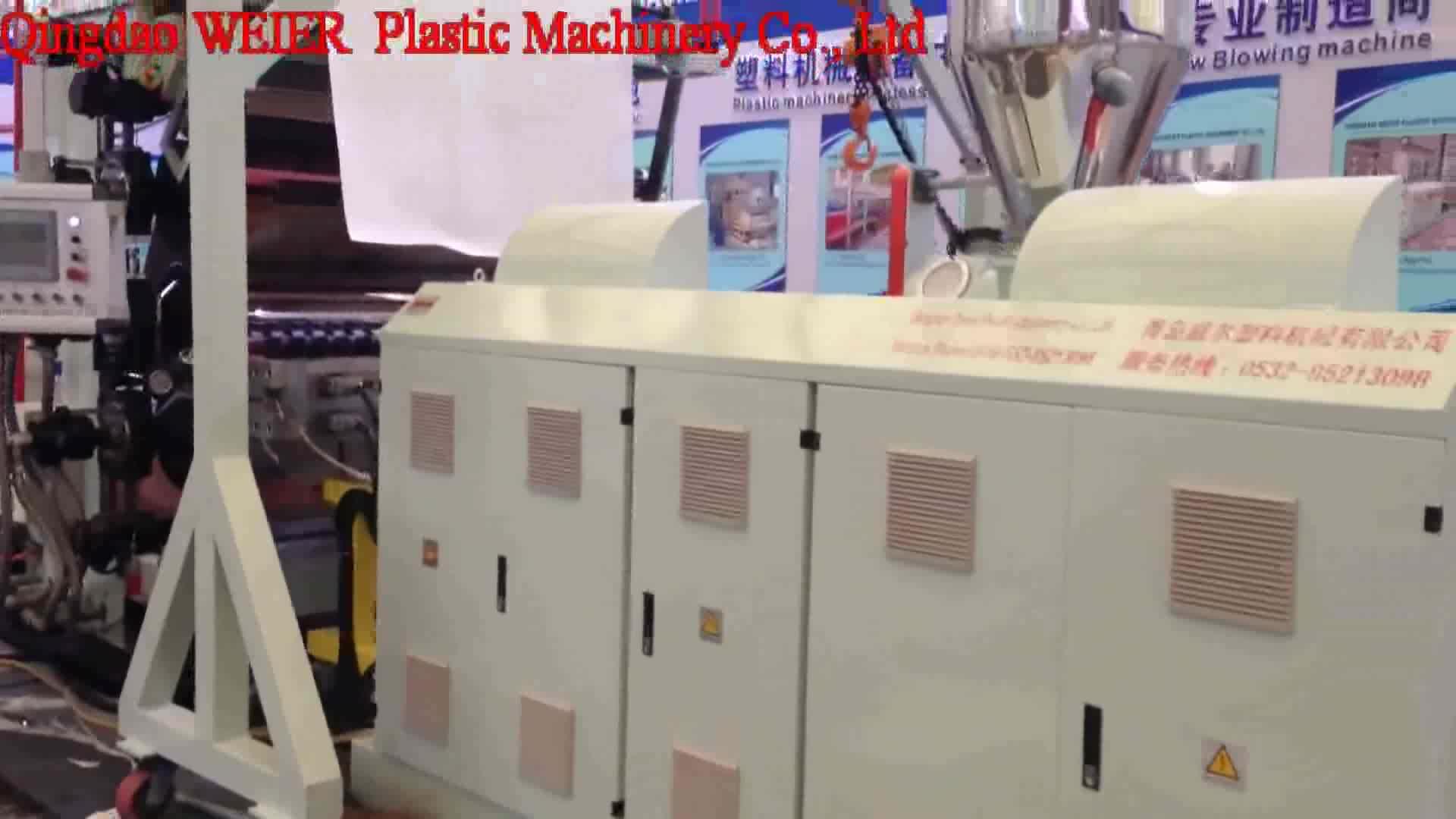 Hot koop pvc plastic marmer vel machine/spc floor vel productielijn