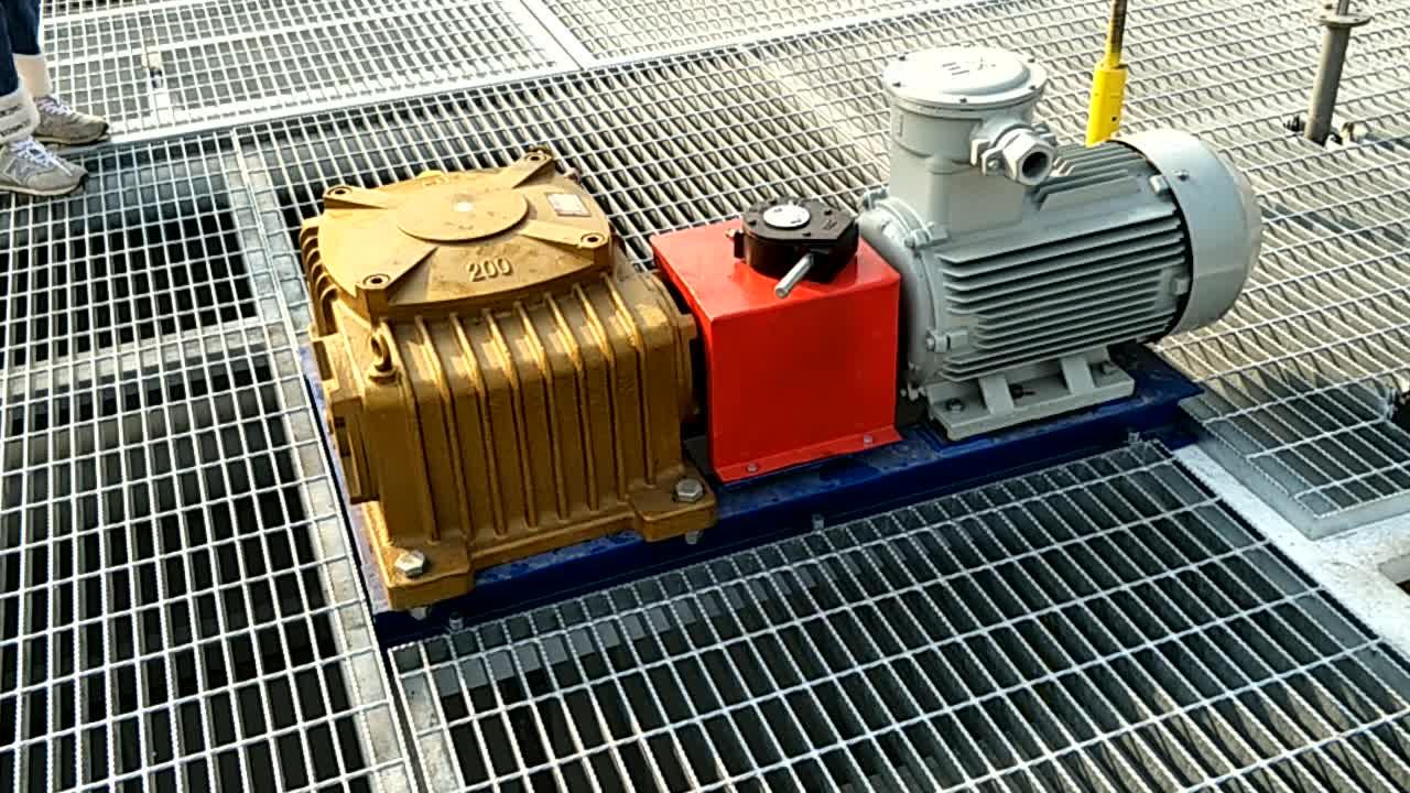 Professionele Factory Supply 2019 Nieuwe Olie en Gas Apparatuur voor Boren Rig op Modder Tank Solid Controle Agitator