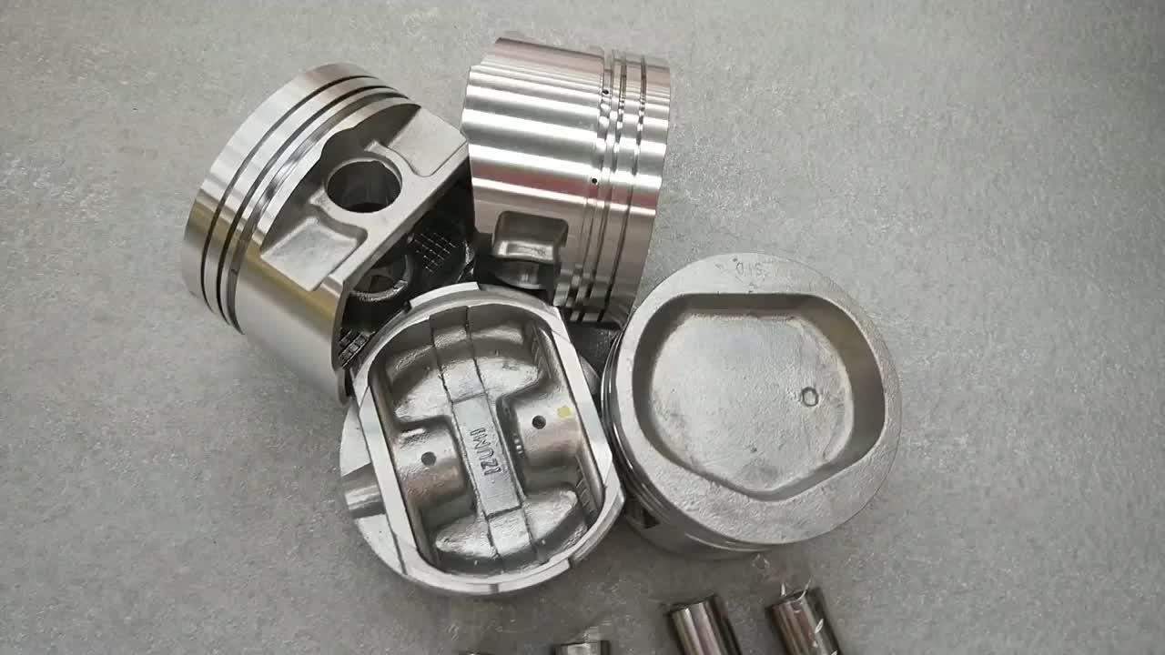 Hot sell K25 piston kit for engine cylinder rebuild kit