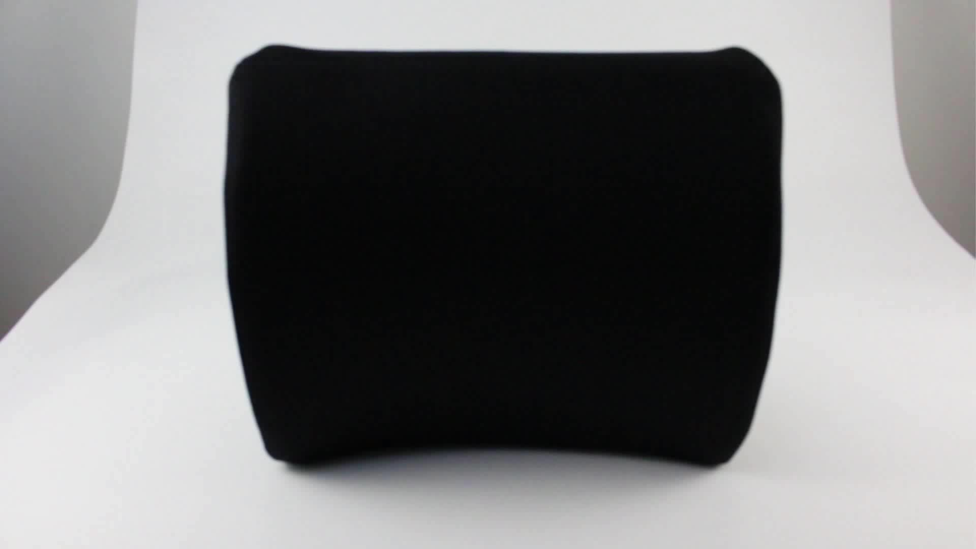 Memory Foam Scoliosis Chair Cushion Supports Lower Back For Easy Posture In The Car, Office, chair insert for back support