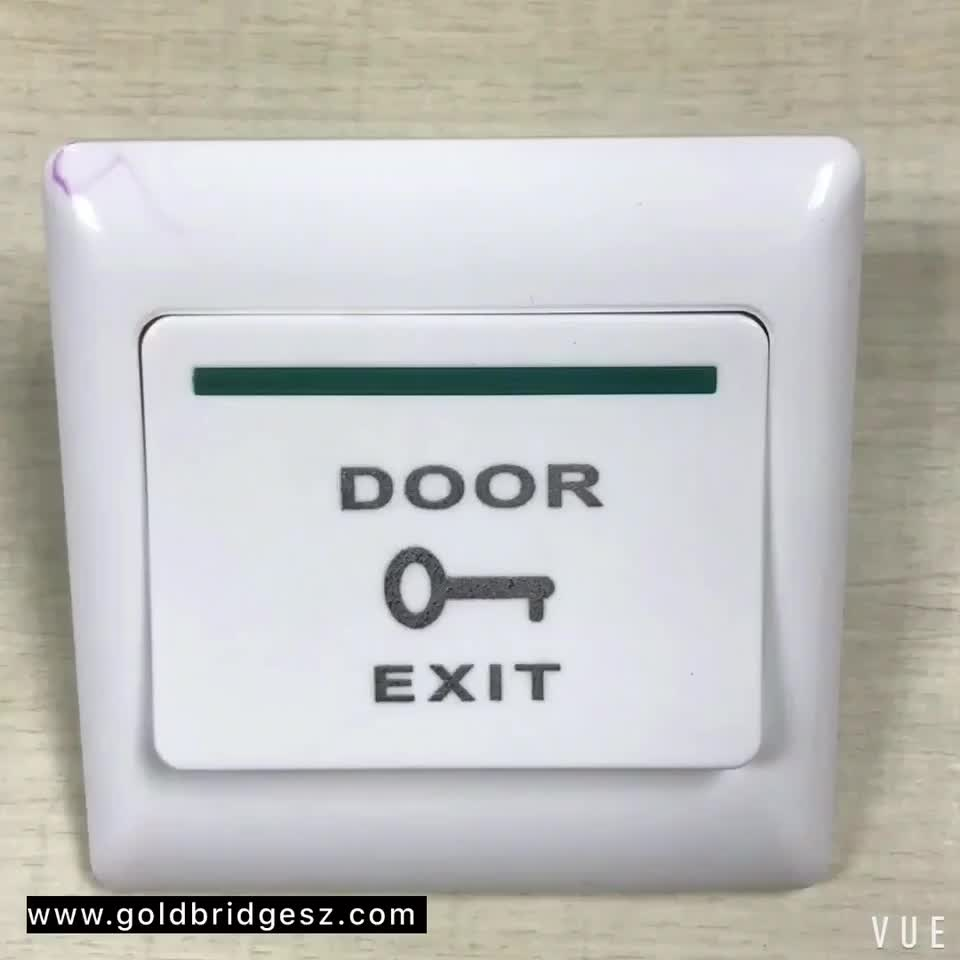 Door Release Button/switch 12v Push Remote Switch Exit Button