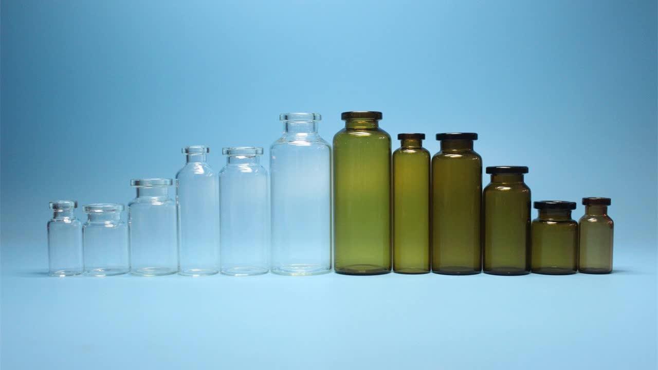 Pharma Glas Flasche
