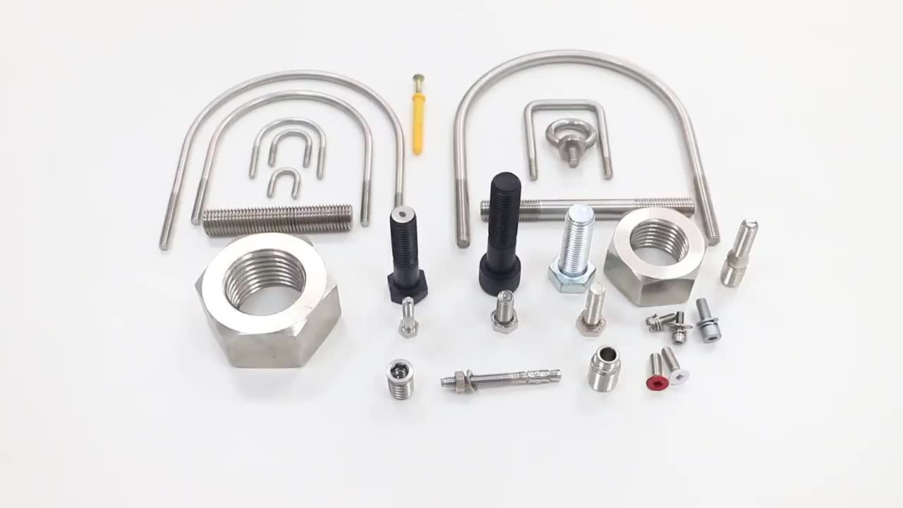 Any Size Hardware Stainless Steel Fastener