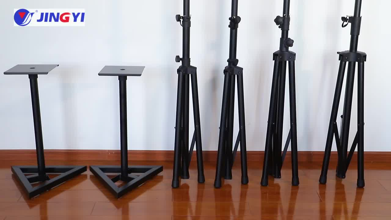 K026 Iron Accessories Black Guitar Stand Use For Wood Guitar