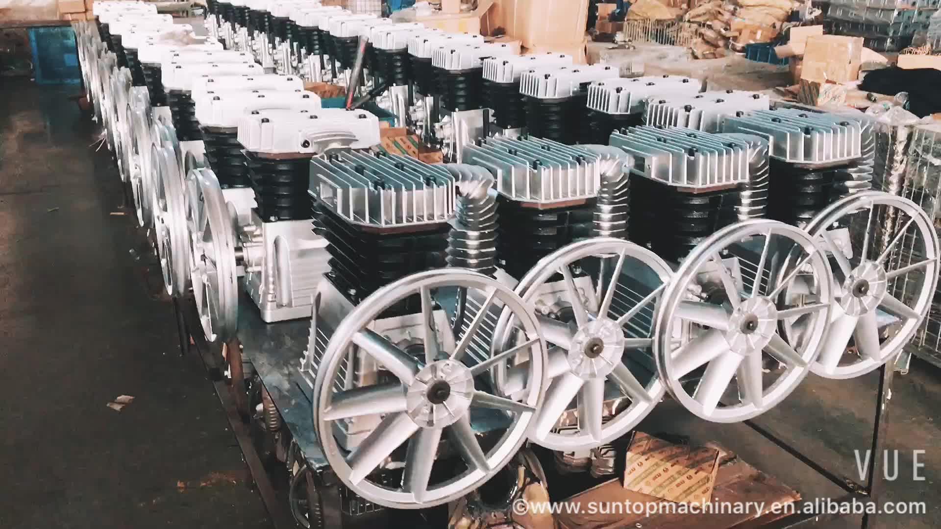Preço de fábrica Novo Estilo 50 cfm compressor de ar portátil 80 cfm
