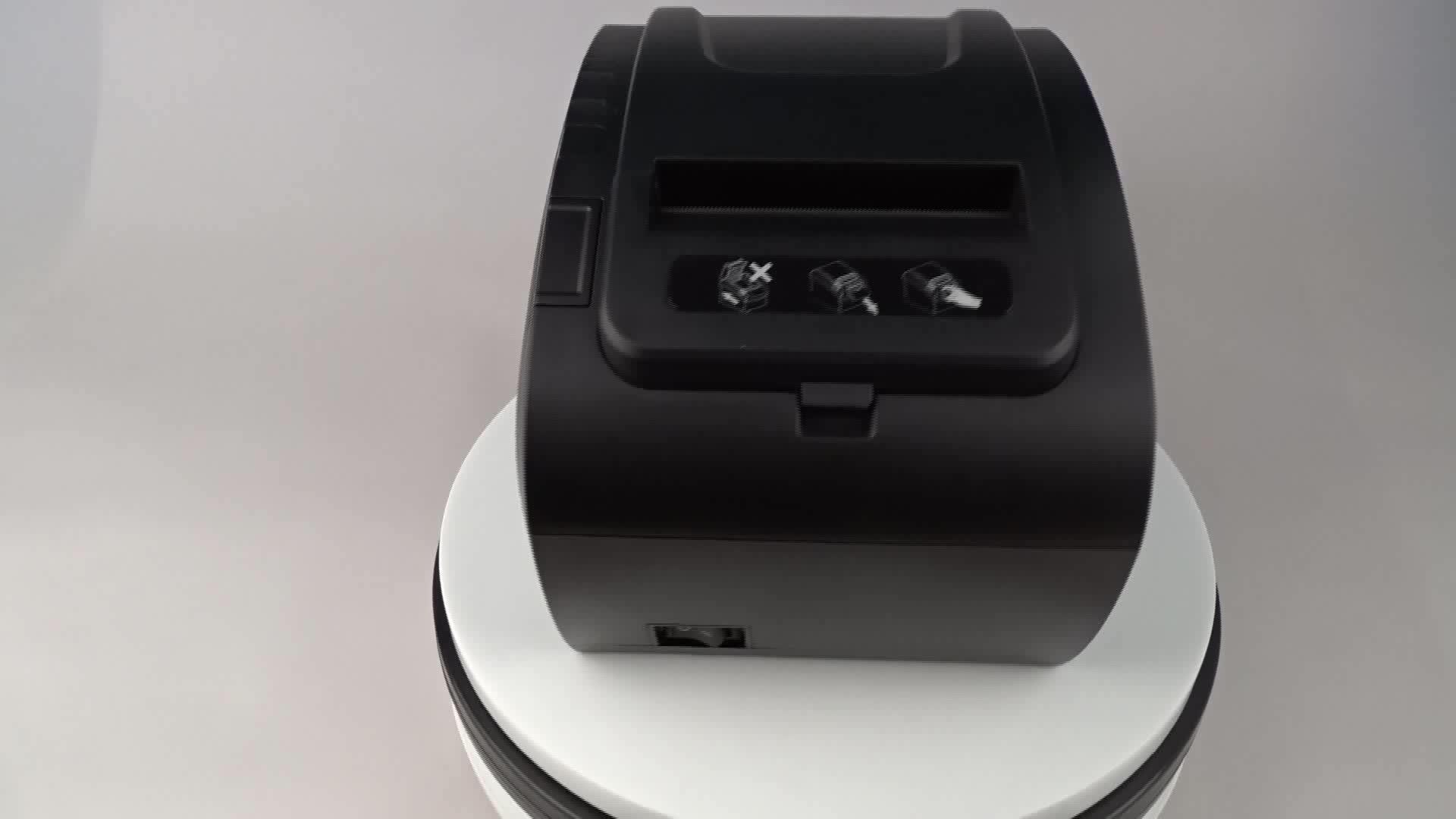 2019 New Hot USB 80mm thermal printer pos receipt printer