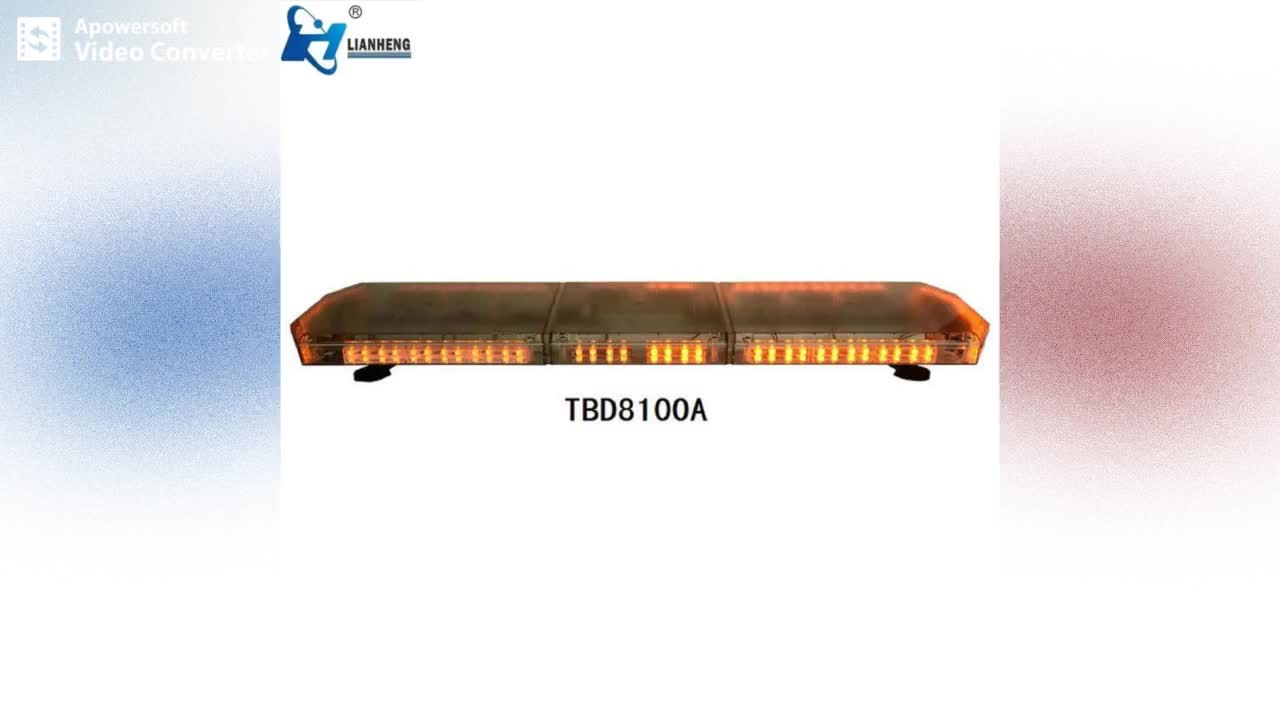 high quality bright dustproof LED Lightbar