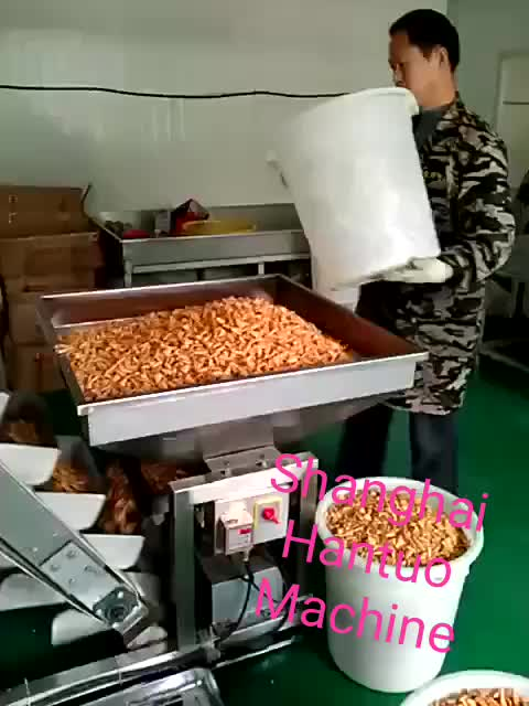 Hot Sales !!! Auto Elevator Big Bag Sunflower seeds weighing packing machine