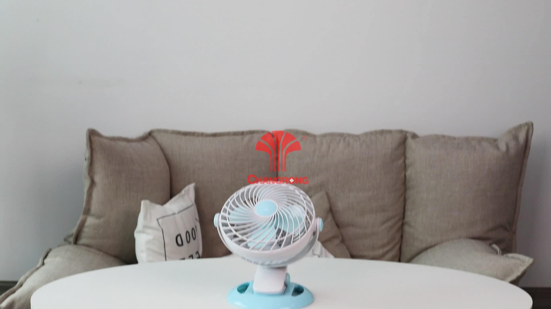 2019 rechargeable hand held personal fan