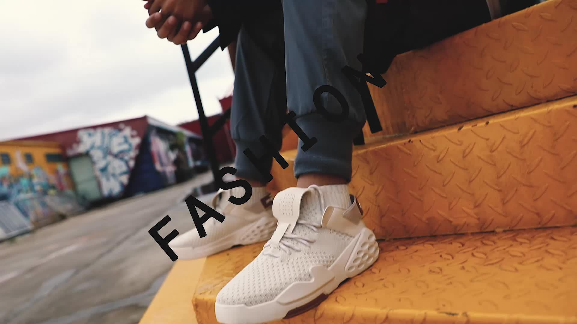 2019 özel ayakkabılar Erkekler Moda Sneakers Beyaz Örgü Nefes spor ayakkabılar Rahat Düşük Üst Dantel Up