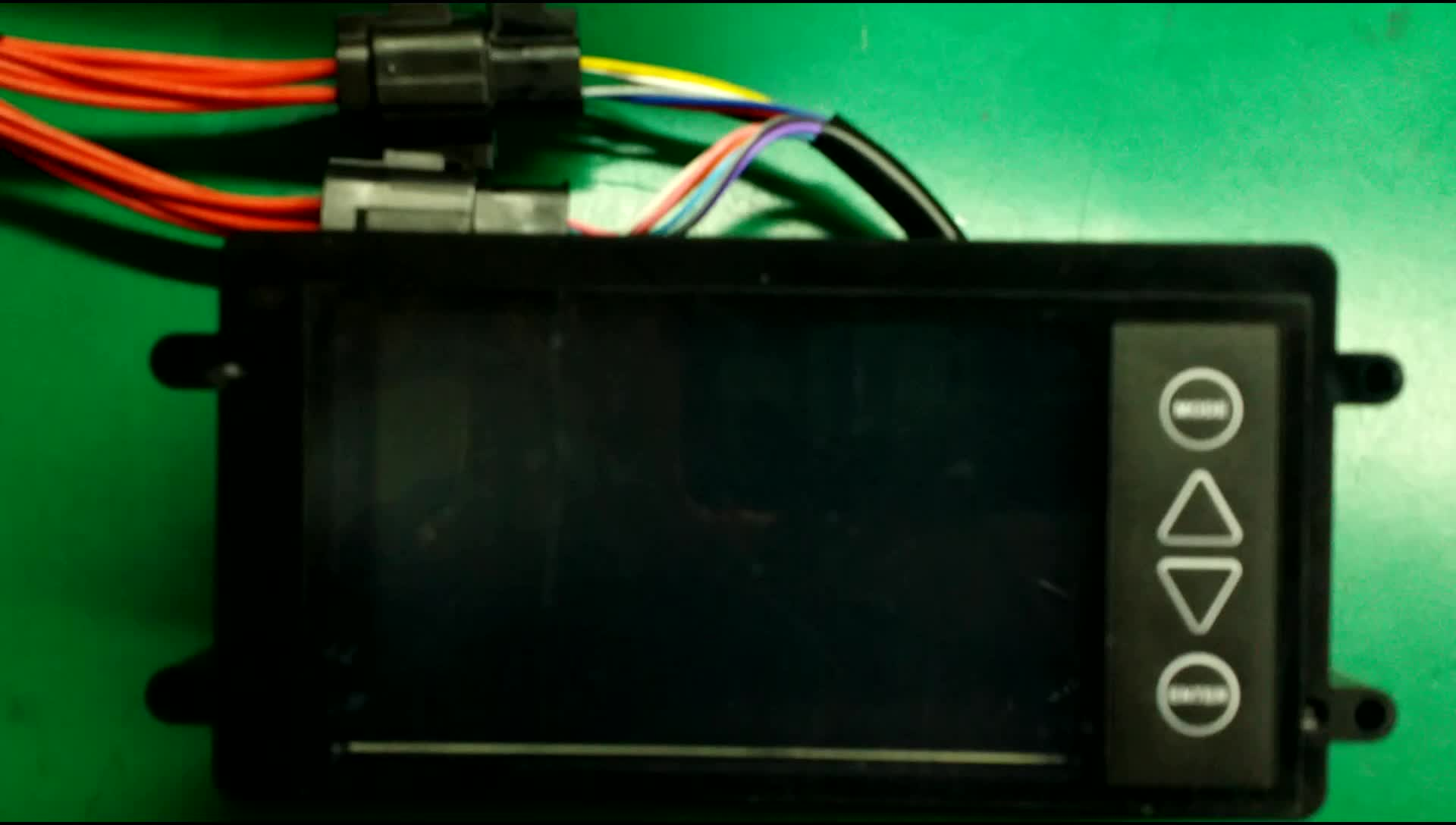 "3.5"" intelligent LCD TFT display module with RS232/RS485/TTL"