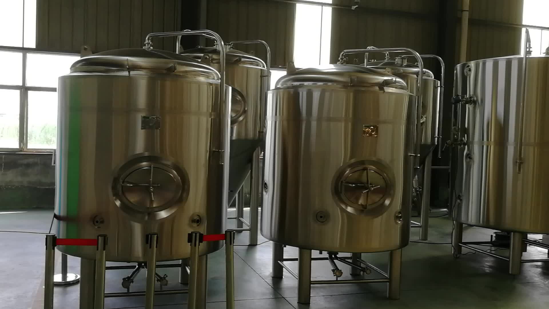 Gold supplier Bar/Hotel/pub beer brewing equipment machinery /beer brewery equipment