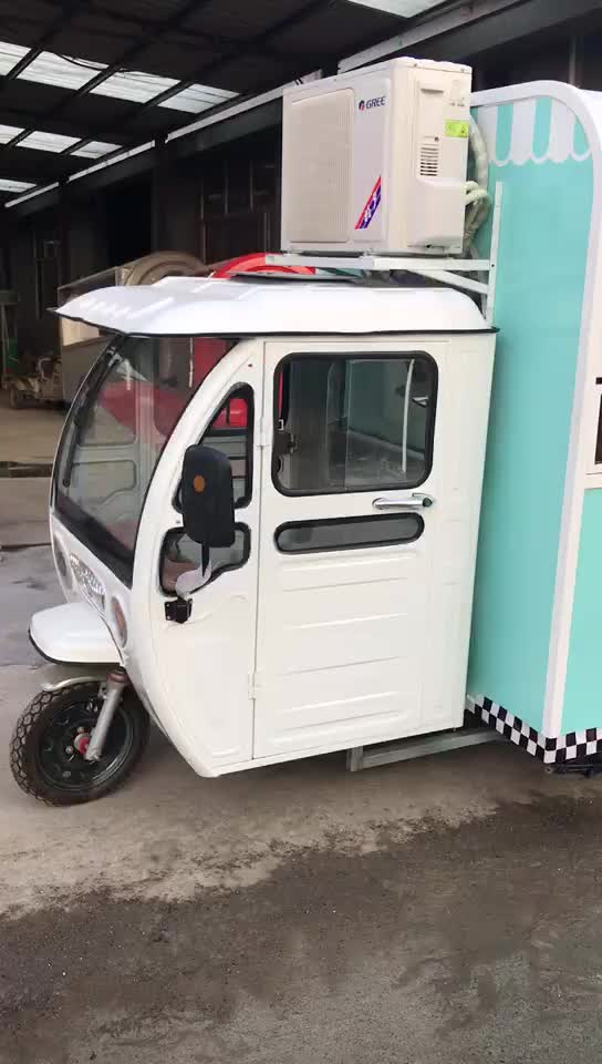 Hot Selling food cart Products Mobile Street Food Truck