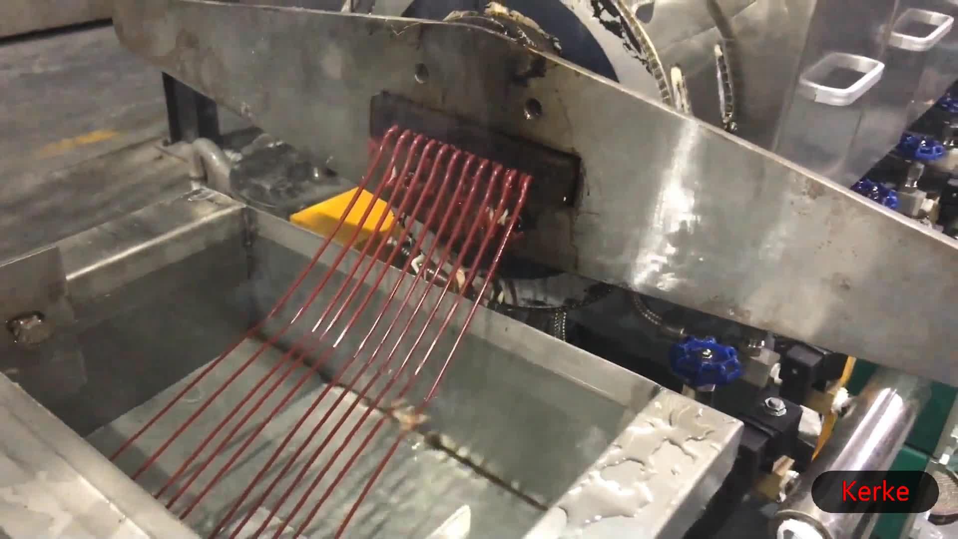 Plastic Granules Making Machine Abs Granule Extruder Plastic Granulating Machine