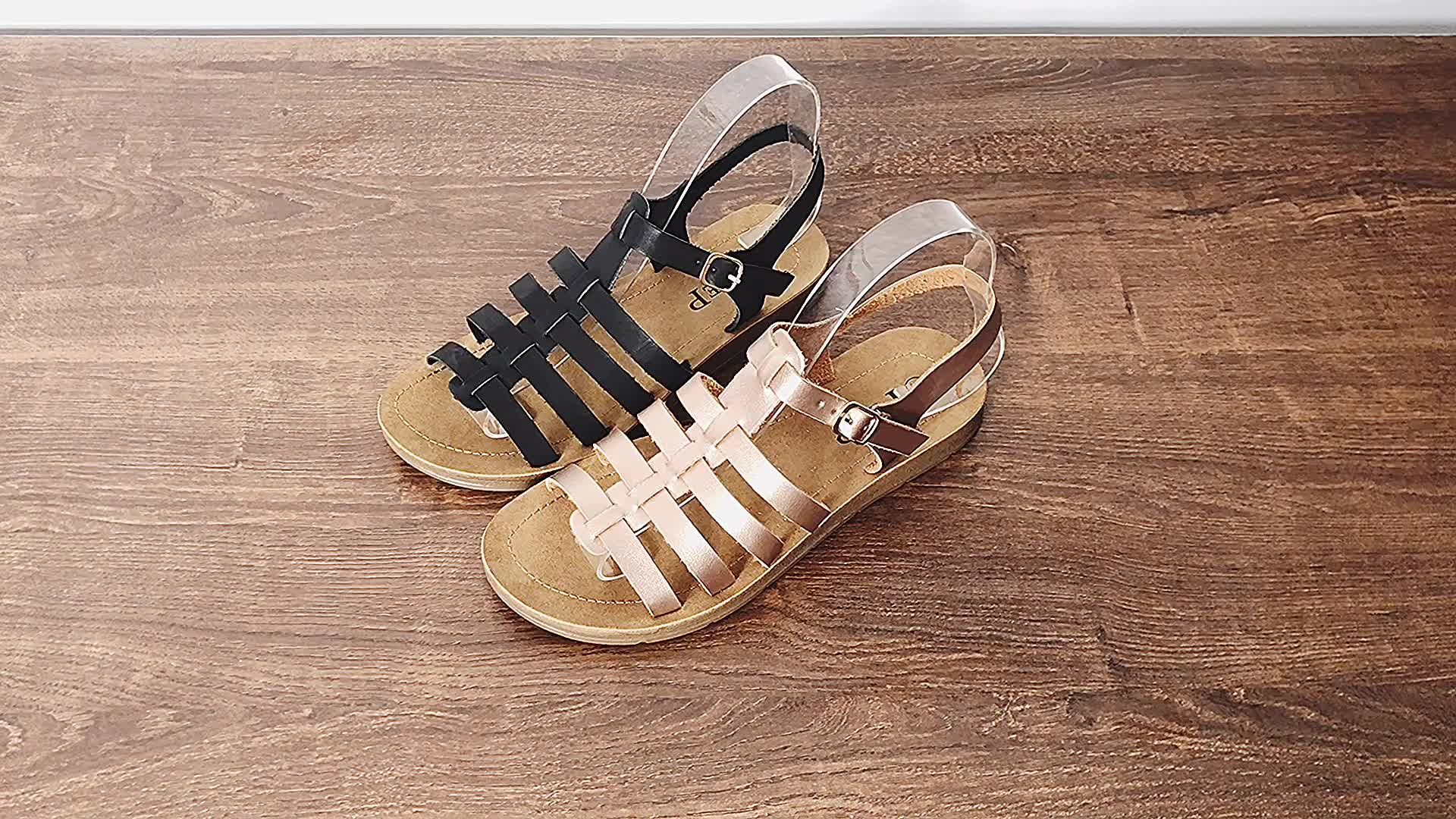 best selling good quality China factory Fashion design custom color comfortable women slippers sandals