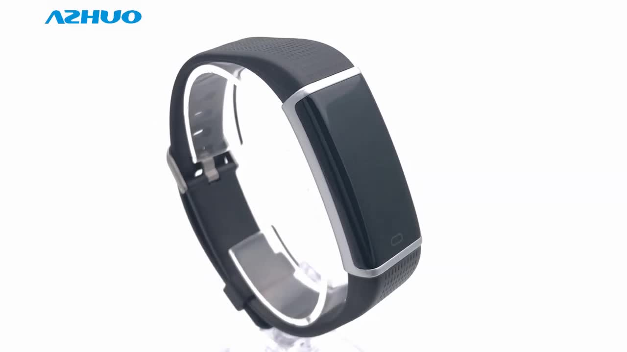 ID130Plus Color HR Smart Bracelet GPS Sports Wristband With Heart Rate Monitor Sleep Monitor Activity Tracker