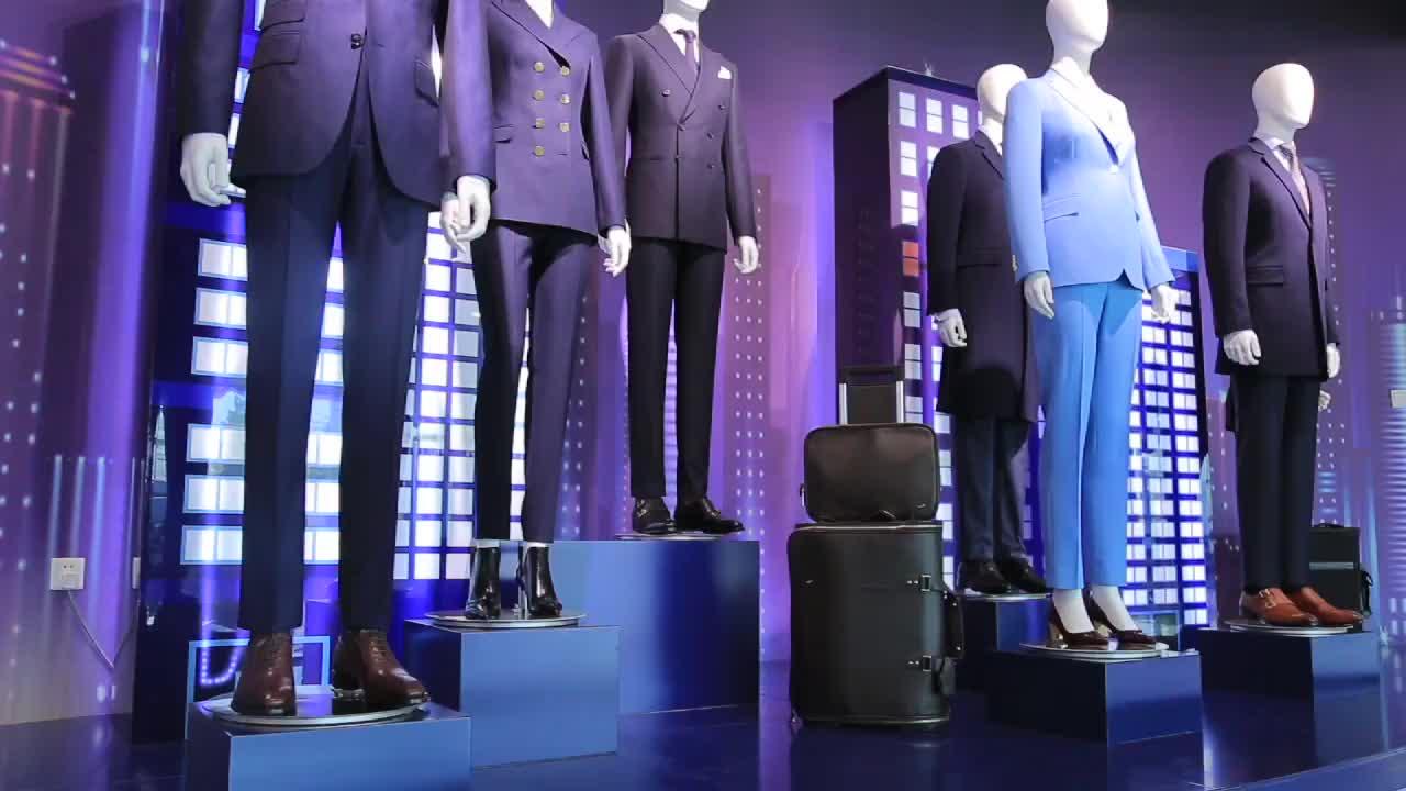 2019 Yeni Tasarım Erkekler 3 Parça iş elbisesi Özel Yapılmış Takım Elbise