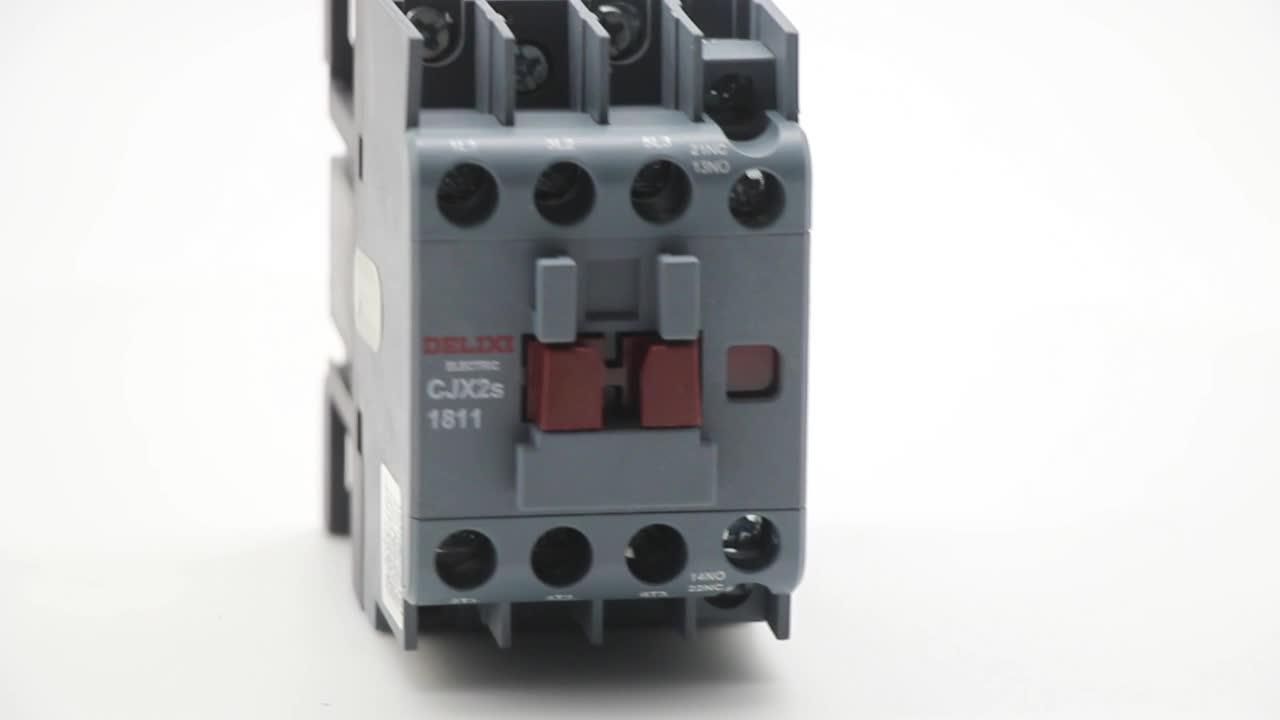 High Quality Manufacturers cjx2s ac contactor 40A 50A 65A 80A
