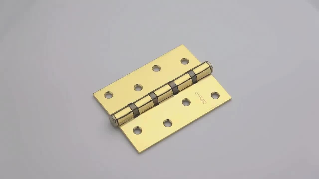 การควบคุมคุณภาพอย่างเข้มงวด 3 สีเลือกฝักบัว heavy สำหรับบานพับประตู