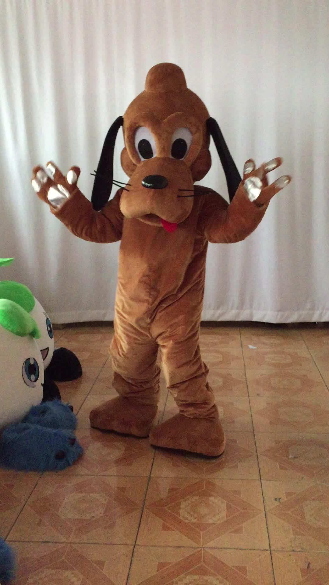2019 Pluto Anjing Kostum Kartun